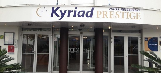 Details about Kyriad Prestige Le Bourget