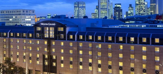 Details about The Westin Grand Frankfurt